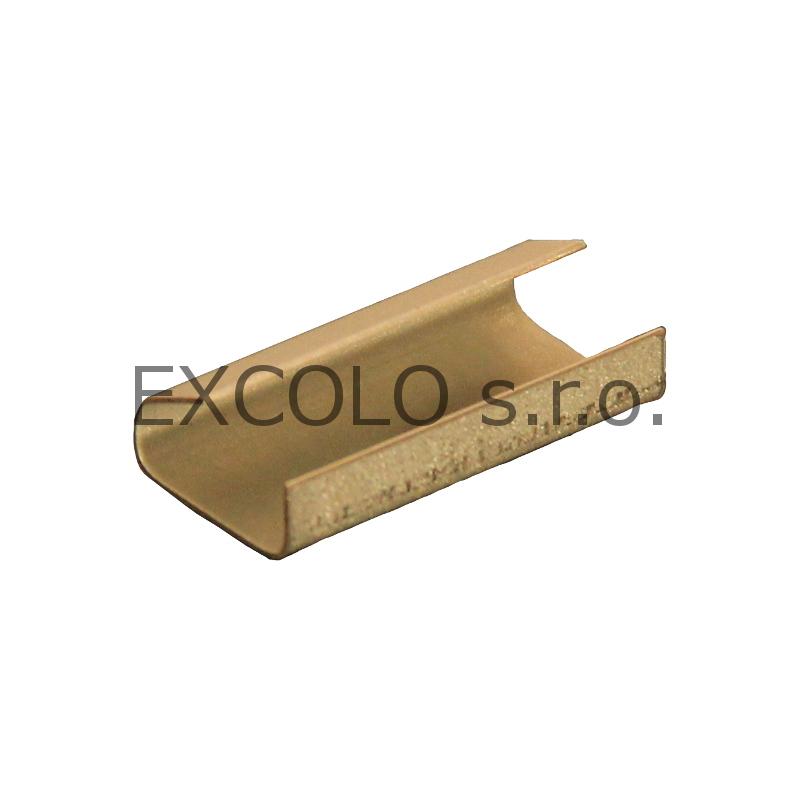 16310016 Spony mačkací ocelové HOF-16 2000ks