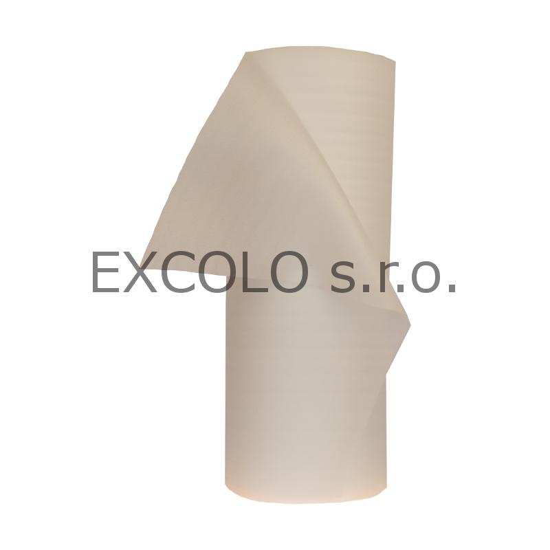 Pěnový polyetylen Izoflex P0,8 2×700m