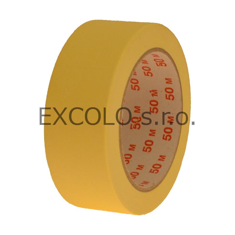 37125311 Lepicí páska maskovací 25mm×50m