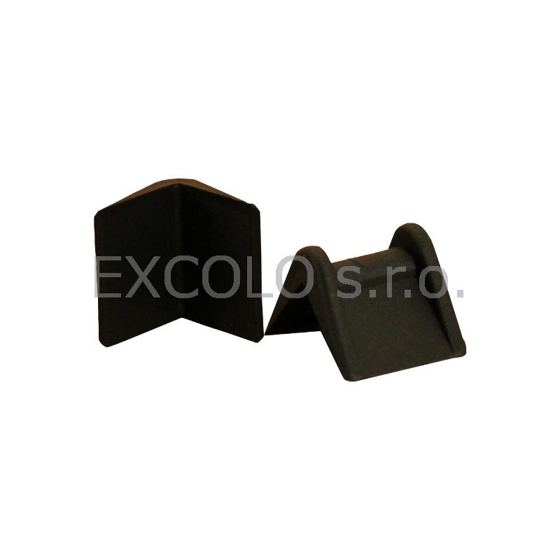 41000200 Plastový ochranný roh PL-20 2000ks