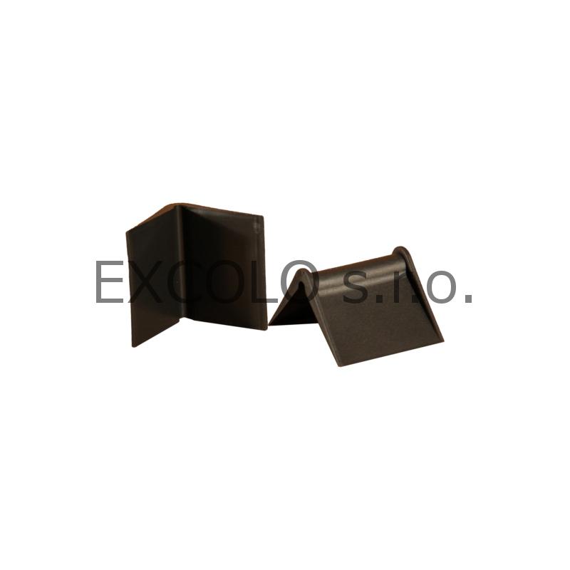 41000500 Plastový ochranný roh PL-50 500ks
