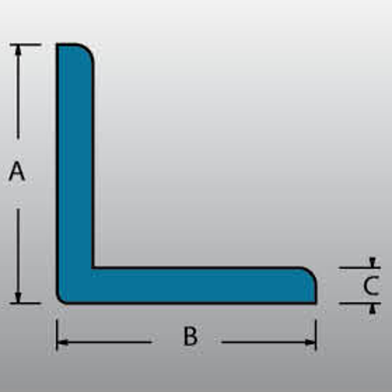 42200030 Pěnový profil L 30×30