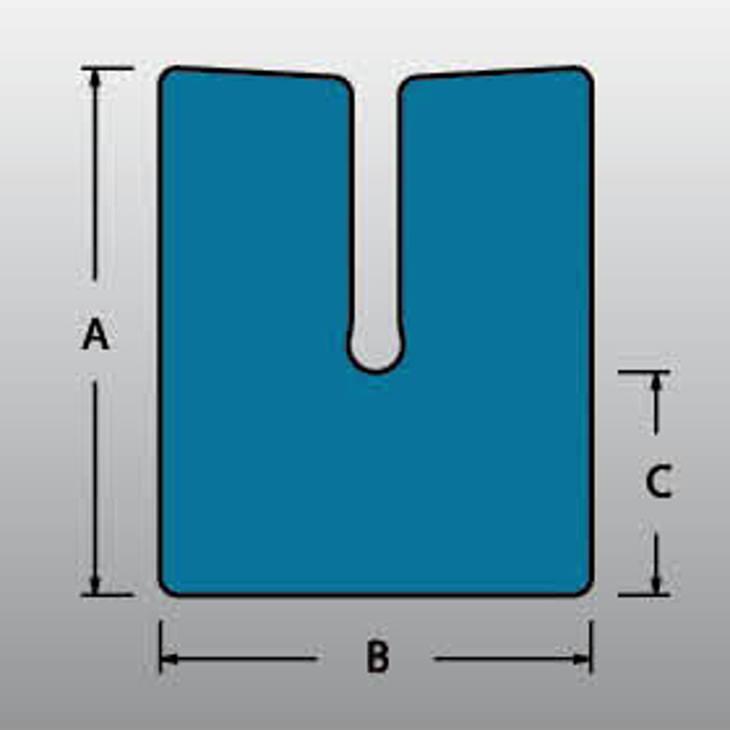 42500029 Pěnový profil RS 30-40